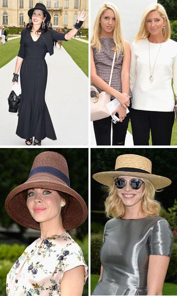 מי יכולה להרשות לעצמה שמלה ב-80 אלף דולר? מונה איוב, נסיכות יוון, אלנה פרמינובה ואוליינה סרג'ינקו (צילום: gettyimages)