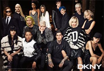 קשוחה בכאילו. ריטה אורה בקמפיין של DKNY