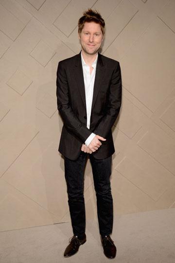 """כריסטופר ביילי. בית האופנה ברברי סירב לאשר את דרישותיו לחבילת תגמולים שנתית בשווי 10 מיליון ליש""""ט (צילום: gettyimages)"""