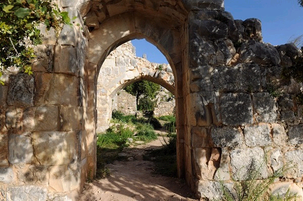 טבע והיסטוריה (צילום: עמיקם חורש, באדיבות אוצרות הגליל)