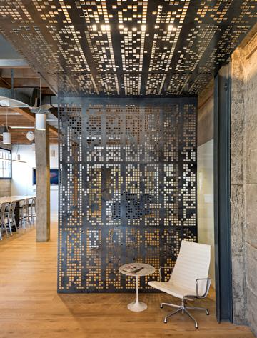 משרדים בסן פרנסיסקו, בעיצוב סטודיו O&A (צילום  Jasper Sanidad)