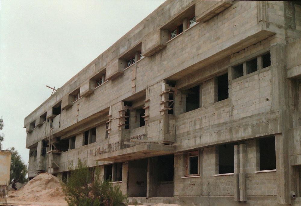 צילום: גרשון צפור, אוסף גרשון צפור, ארכיון אדריכלות ישראל