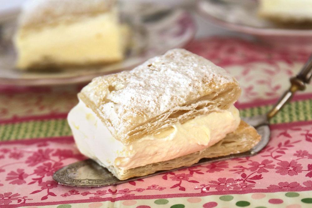 עוגת קרמשניט (צילום: אסנת לסטר)