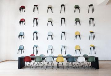 גם העיצוב האיטלקי הרים את תרומתו (באדיבות GUBI)