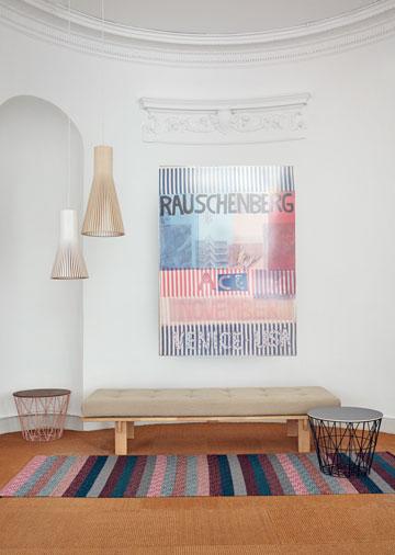 רהיטים מלפני 40 שנה רלוונטיים גם היום (באדיבות Nyt i bo)