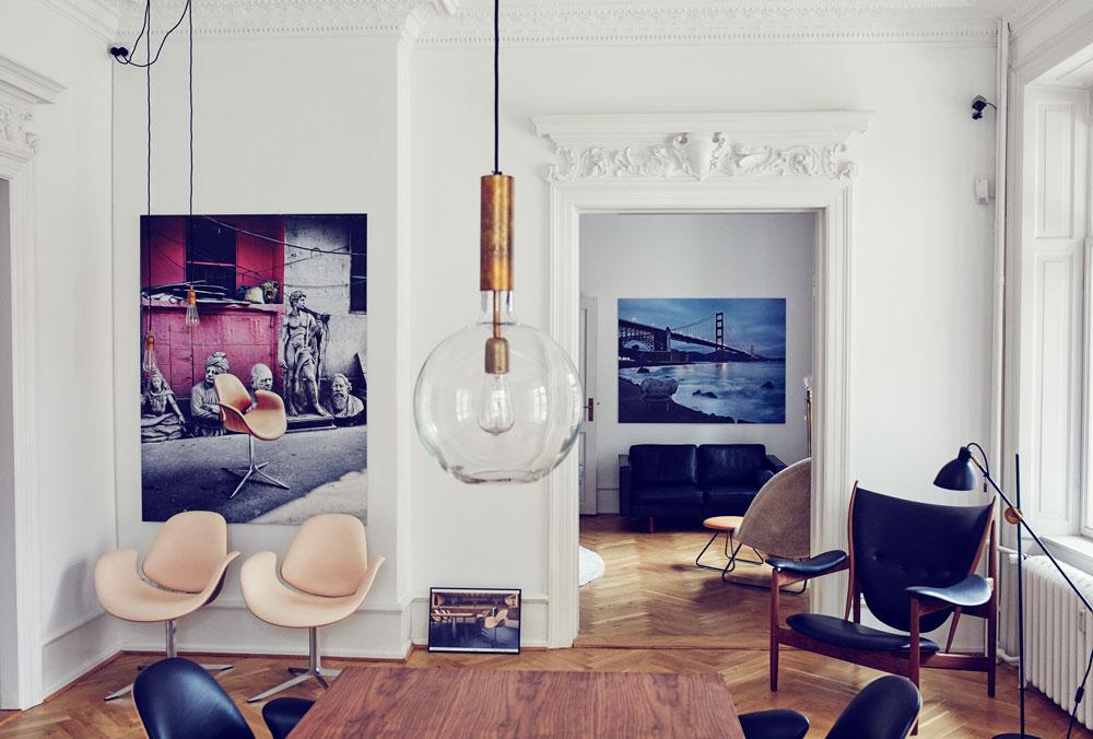 חברת One Collection עוסקת בעיקר בייצור ובהשקה מחדש של פריטי האדריכל הדני Finn Juhl. במקביל, ניתנת במה למעצבים עכשוויים (באדיבות One Collection)