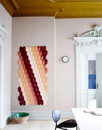 הלקוח יכול לקבל כאן השראה לשינויים בקירות ביתו (באדיבות Under POP)