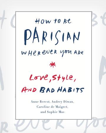 הספר שילמד אותך להיות פריזאית