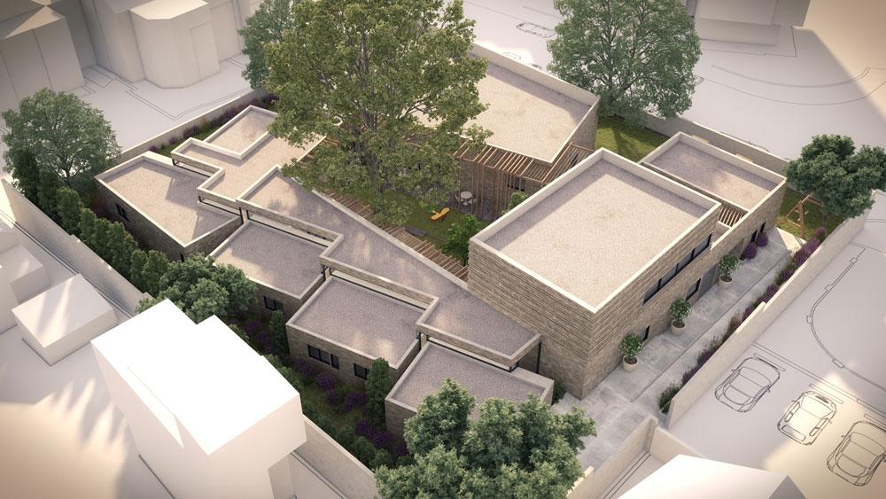 באדיבות יעקבס-יניב אדריכלים ועמוס גולדרייך אדריכלים. הדמיה: נמרוד רגב, STUDIO TORO