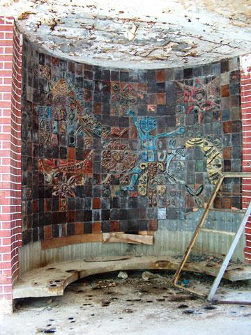 עשרות שנים של עזובה. אדריכלות ישראלית במיטבה תחזור לימי זוהרה (צילום: מיכאל יעקובסון)