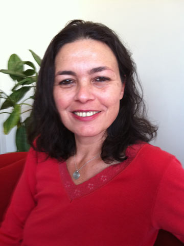 ברכה קונדה, ראש החוג לעיצוב פנים ב-HIT, המכון הטכנולוגי חולון (צילום: איילת מנשה)