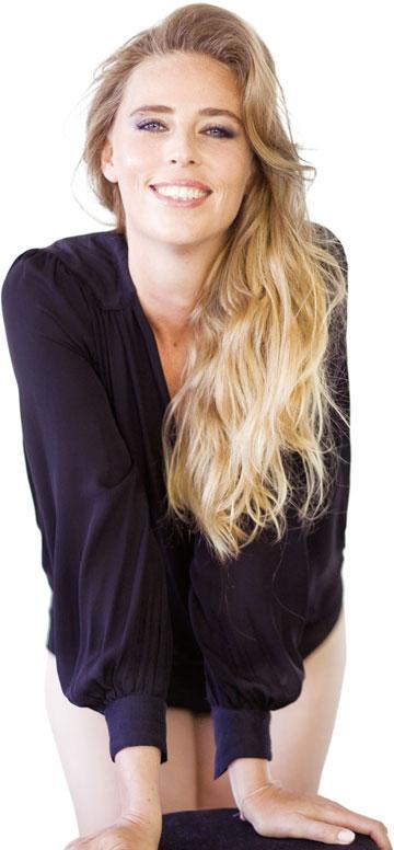 קתרין אורמסטד (צילום: רונן פדידה)