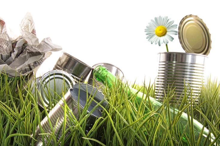 שאלה פילוסופית: מה בא קודם, הזבל או האשפה? (צילום: shutterstock)