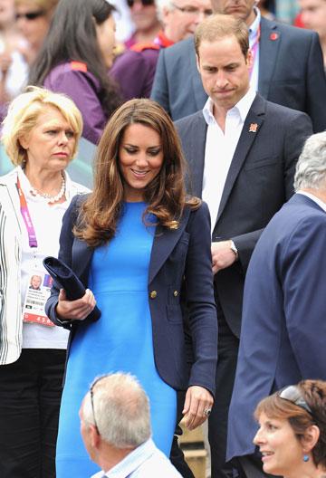 הנסיך וויליאם והנסיכה קייט. מתאמים בגדים (צילום: gettyimages)