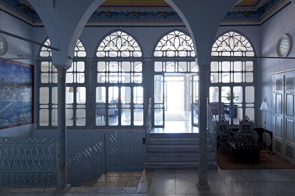 מלון ''האפנדי'' בעיר העתיקה בעכו. 12 סוויטות בשני מבני פאר מהתקופה העות'מאנית, שנבנו על שרידי מבנים מהתקופה הצלבנית והביזנטית. עבודות השימור, השחזור, התכנון והעיצוב נמשכו שנים (צילום: עמית גרון)