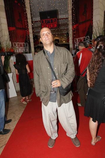 ששון קדם. ''נבחרתי לתפקיד של טים גאן בפורמט הישראלי של 'פרויקט מסלול', ולמרות שלא ידעו שם להוציא לגמרי את האישיות שלי, הפכתי למפורסם'' (צילום: רפי דלויה)