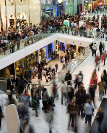 ''אם הקניונים לא יזוזו מהעמדה של מחירי השכירות הגבוהים, הם לבסוף יאלצו להיתקע עם שטחי מסחר מיותמים'', אומרת פרידה ראובני מרשת בוניטה  (צילום: shutterstock)