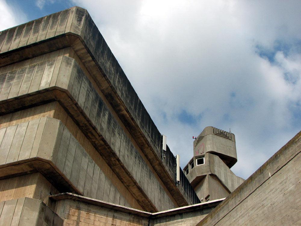 """המפא""""יניקים רצו מוסד חינוכי על שם ברל כצנלסון, וב-1949 קמה המכללה לחינוך. בית ברל (צילום: מיכאל יעקובסון)"""