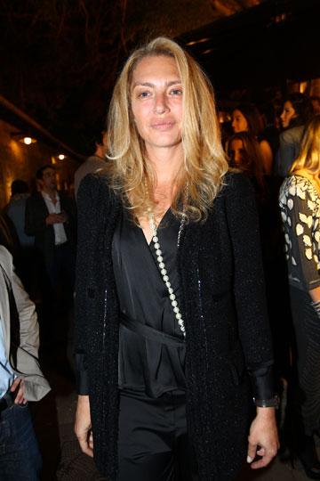 מיכאלה ברקו בשבוע האופנה בתל אביב, 2011. ''העיסוק במשקל לא השתנה עם השנים. גם לפני 20 שנה המשקל היה חלק מהעבודה בדוגמנות'' (צילום: רפי דלויה)