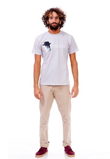 חולצות טי של המותג לגברים Jin-G