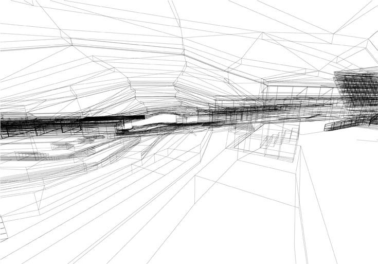 (שרטוט: rendering of the project of revin)