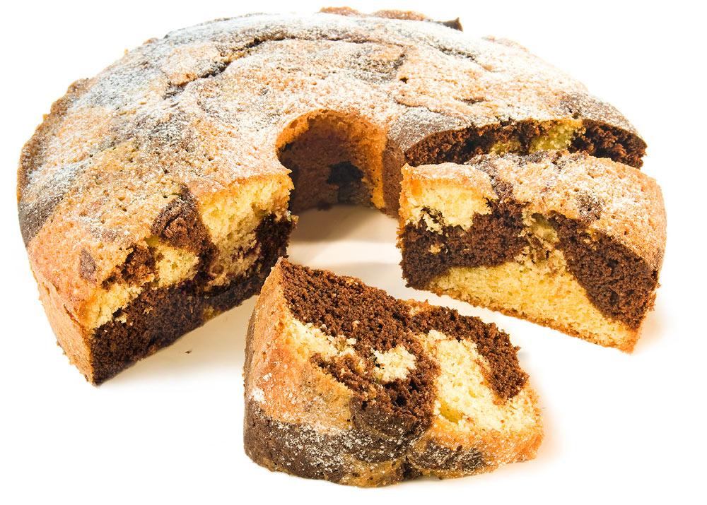 שומרת על טעה המשובח במשך שבוע. עוגת השיש (צילום: יהודה סלומון)