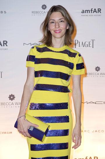 סופיה קופולה. התראיינה ל-House of Style עוד ב-1993, בטרם הפכה לאייקון האופנה שהיא כיום (צילום: gettyimages)