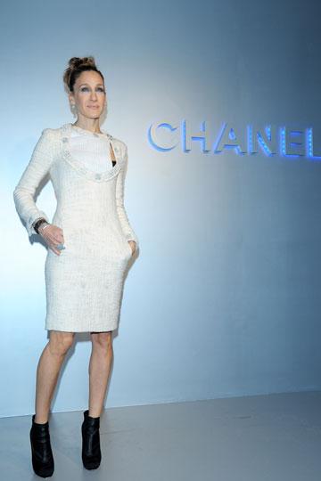 שרה ג'סיקה פרקר, 2012. אייקון אופנה סקסי (צילום: gettyimages)