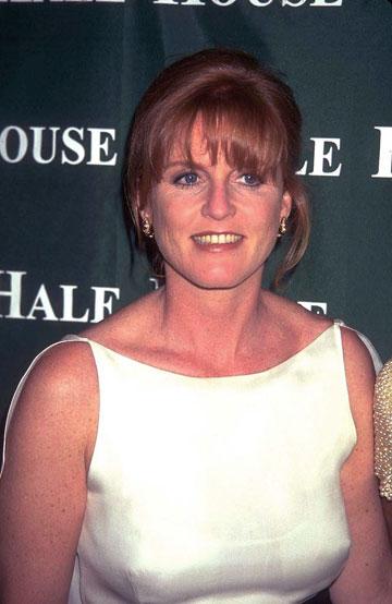לא הוזמנה לאירועים מלכותיים עד 2008. הדוכסית מיורק, שרה פרגוסון (צילום: gettyimages)