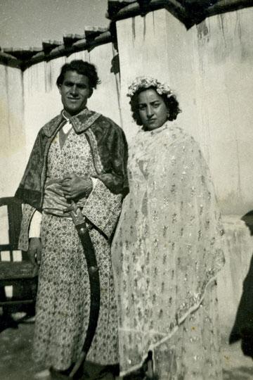 עזת ופרג' ירושלמי, 1952, אירן  (צילום: עזת ופרג' ירושלמי)