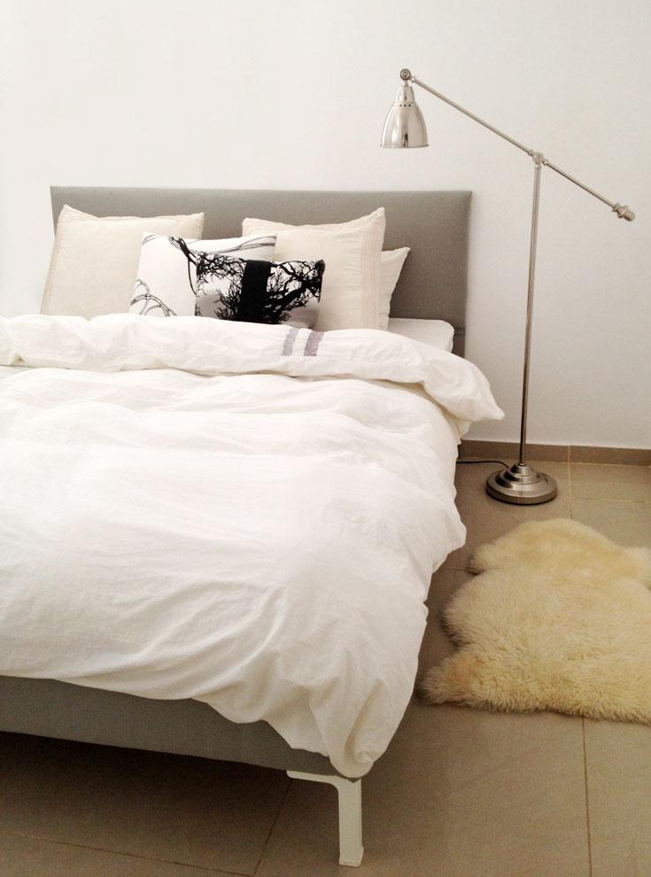 להפוך את חדר השינה למלון בוטיק  (צילום: סטודיו G&L)