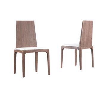 כסאות האוכל הם אמירה עיצובית