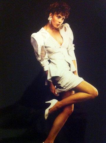 עיצובים של ג'ודי חן למותג Follow Me בניו יורק. ''הייתי מבלה במועדונים סטודיו 54 וליימלייט, ונשים היו עוקבות אחרי ושואלות מאיפה הבגדים שאני לובשת''