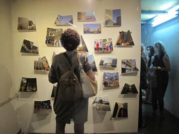 הגשות בוגרים בתל אביב, 2013 (צילום: מיכאל יעקובסון)