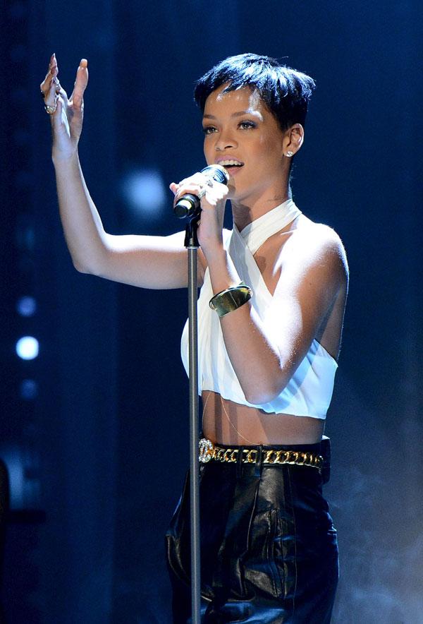 מה שבא לה. ריהאנה (צילום: gettyimages)