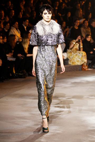 מארק ג'ייקובס. שמלת השבת של חנה'לה? (צילום: gettyimages)