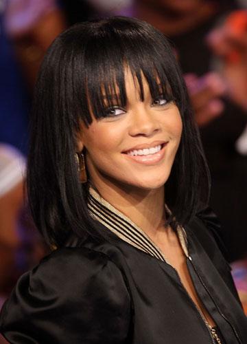 זוכרים? ריהאנה בלוק הטבעי (צילום: gettyimages)