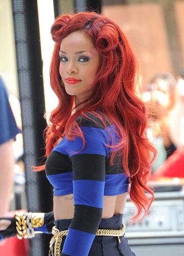 שיער אדום - הגרסה הגלית (צילום: gettyimages)