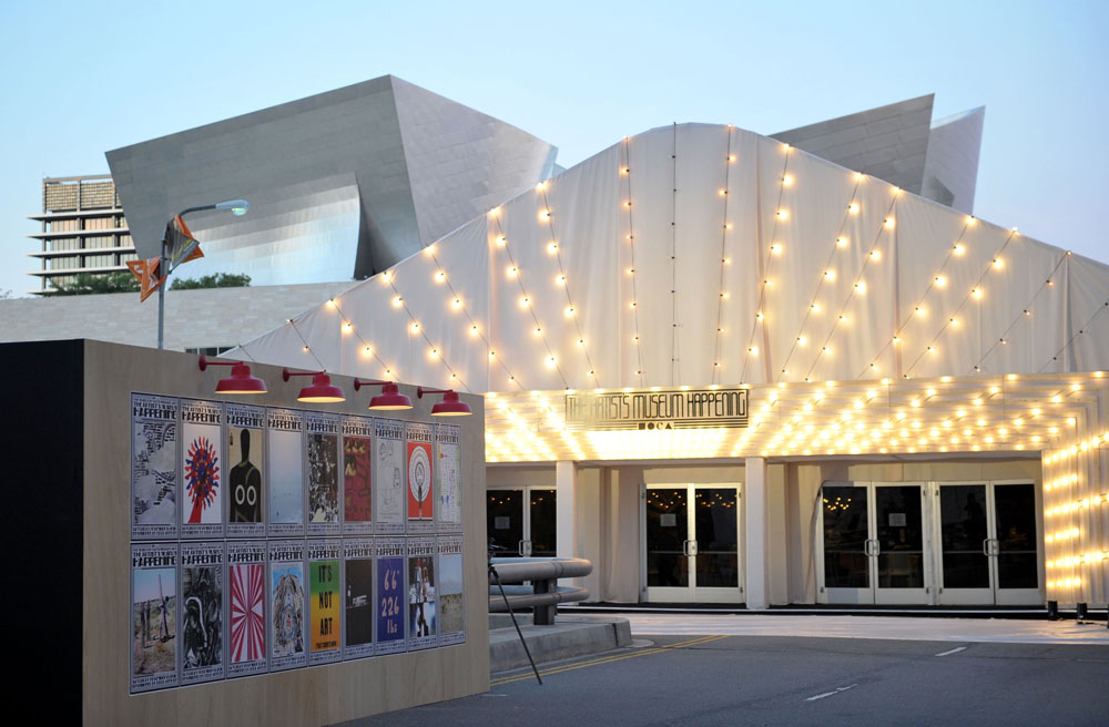 """""""מעריכים את האמביציה, אבל עדיין חוששים"""". המוזיאון לאמנות עכשווית בלוס אנג'לס (צילום: gettyimages)"""