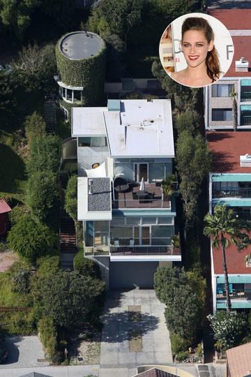 ביתה של קריסטן סטיוארט במליבו. לאוהבי החיים הטובים (צילום: splashnews/asap creative, gettyimages)