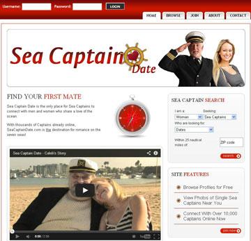 איי-איי, קפטן. או סתם איש מוזר עם כובע (מתוך: seacaptaindate.com)