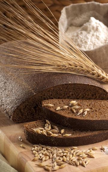 לחם שיפון. כבד וטעים (צילום: thinkstock)
