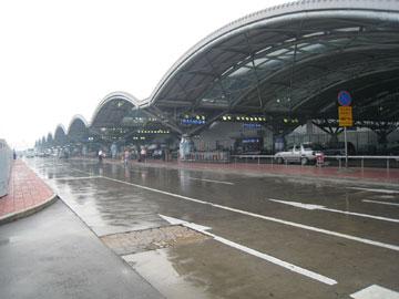 נבנה במהירות. טרמינל 3, בייג'ין (צילום: cc, AcidBomber)