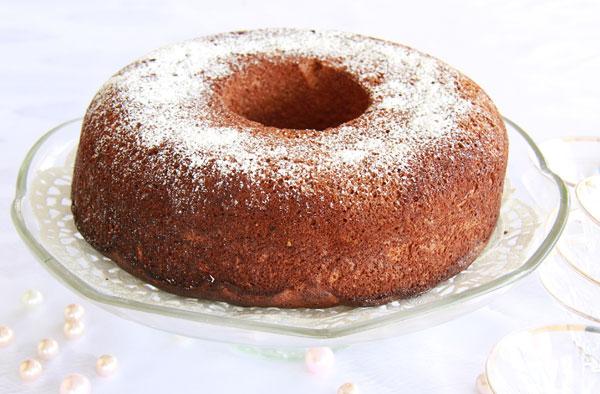 עוגת דבש אוורירית (צילום: אסנת לסטר )