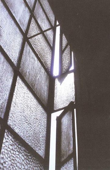 """בית מקובר בירושלים (מתוך הספר """"המשולש הירושלמי"""", דוד קרויאנקר)"""
