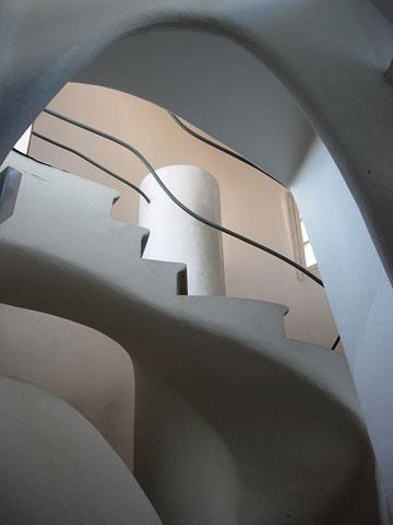 בית באטיו, שתיכנן גאודי בברצלונה (צילום: Mcginnly, cc)