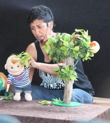 העץ הנדיב (צילום: איילה דנוך)