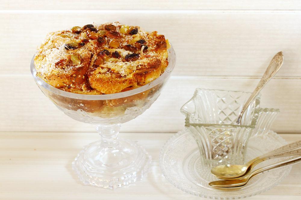 עוגת לחם (צילום: אסנת לסטר)