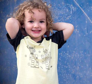 ג'וי אפרל. פריטי בייסיק לבנים ולבנות עד גיל 3 (צילום: חיה גולד)