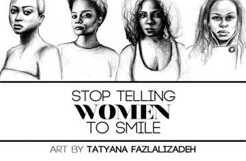 הפרויקט של האמנית הניו יורקית טטיאנה פזלאליזדה